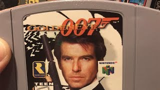GoldenEye 007 (Nintendo 64) Review by Mike Matei