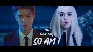 Download Ava Max - So Am I (feat. NCT 127) [FMV]