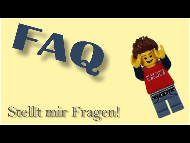 FAQ! | Stellt mir Fragen