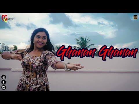 Ghanan Ghanan From Lagaan| Dance Cover | Monsoon Special | Pooja's Choreography