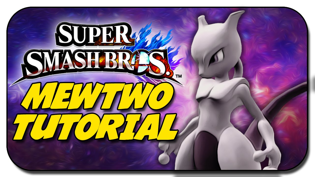 super smash bros 3ds how to get mewtwo for free