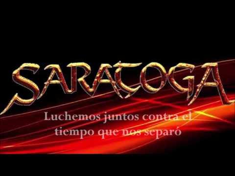 Saratoga - Siento que no estás - Con letra