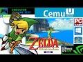 The Legend of Zelda: The Wind Waker HD Cemu + Shaders Caché [Emulator Wii U] 1080P Full Speed