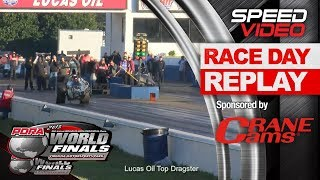 Top Dragster Wheelie and parts drop -PDRA