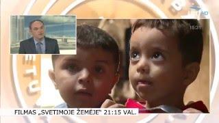 """Sirijos pabėgėlių gyvenimas iš arti – LRT dokumentiniame filme """"Svetimoje žemėje"""""""