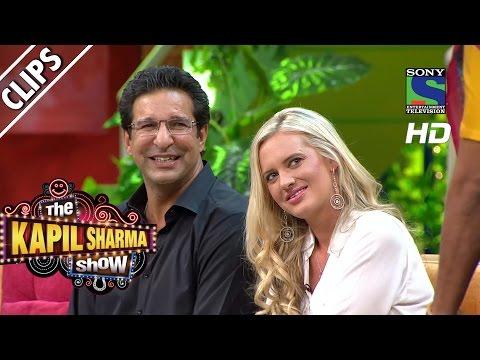 Wasim jispar marte hain - The Kapil Sharma Show - Episode 4 - 1st May 2016