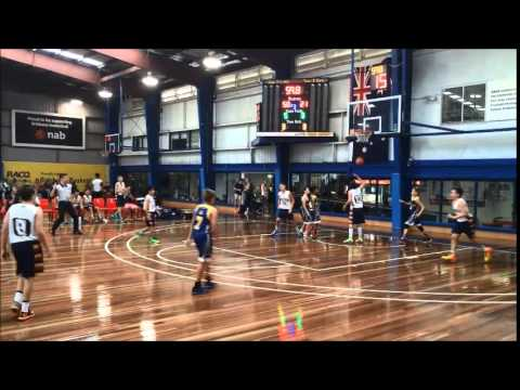 Day 1 - Under 14 Boys State Championships