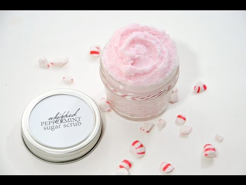 Whipped Peppermint Sugar