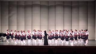 103台南市音樂比賽 和順國小