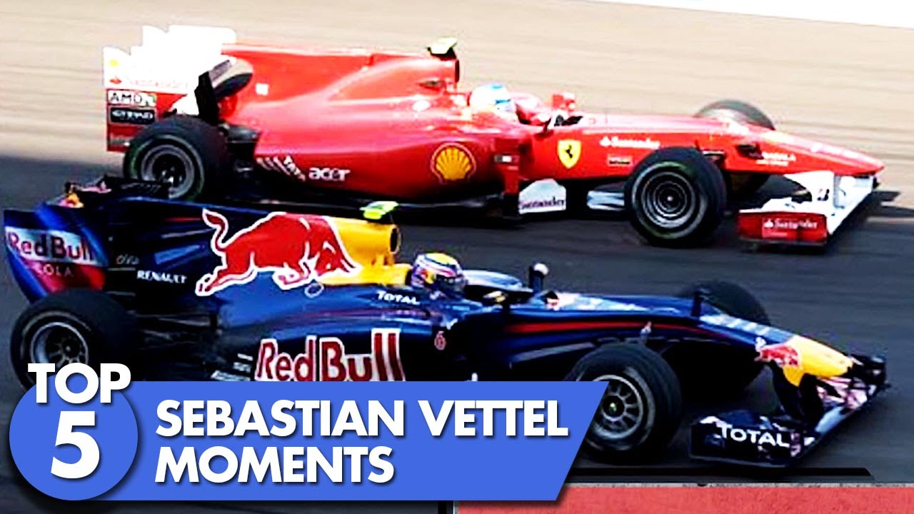 Себастьян Феттель: Феррари и другие достижения именитого гонщика