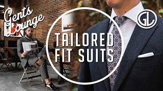 Lookbook: Tailored Fit Suits by Combatant Gentlemen || Gent