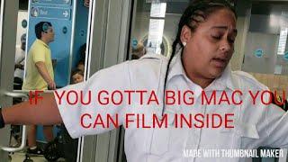 1st Amendment Audit Dmv New York (Guard tells me she will sue me if I put her on youtube) FAIL!!!!