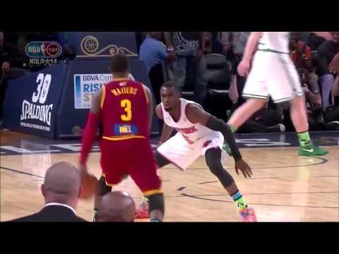Tim Hardaway Jr. vs Dion Waiters: Rising Stars Battle