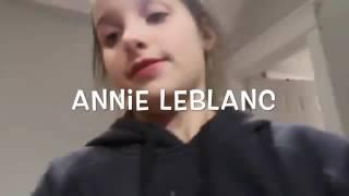 Mackenzie ziegler vs annie Leblanc acro, voice, beuty battle