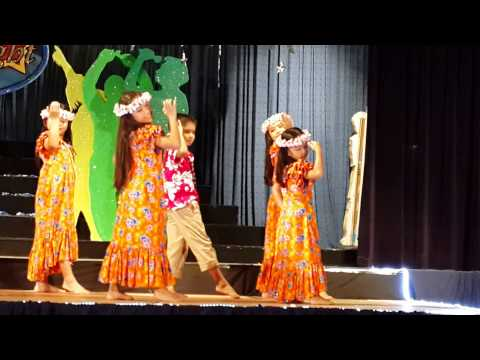 Saint Anthony Catholic School 2014 Starlight 3-A