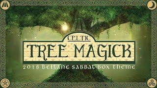 Sabbat Box • Beltane 2018 Official Unboxing Video • Celtic Tree Magick