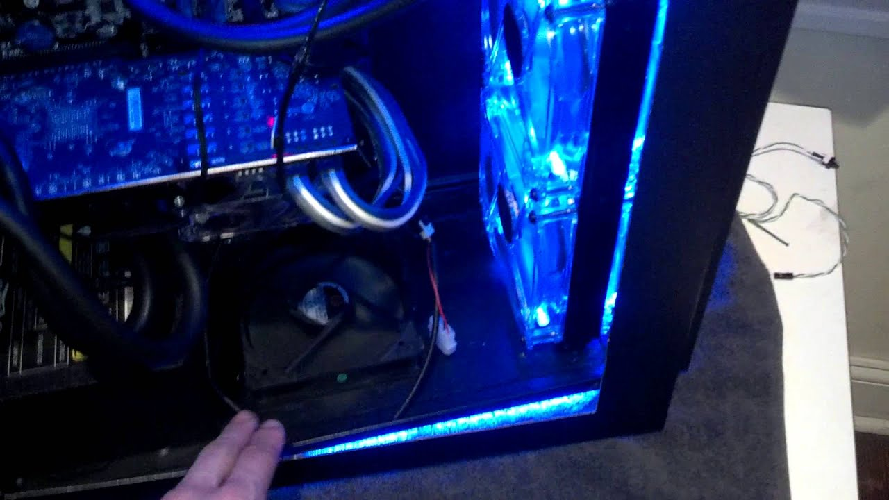 Computer Side Panel Hinges Mod By Belial Youtube