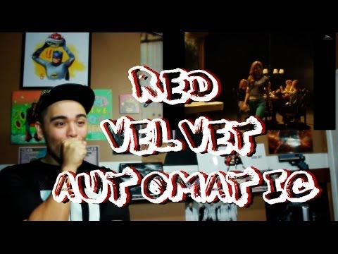 Red Velvet - Automatic Mv Reaction letöltés