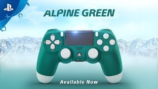 DUALSHOCK 4 Wireless Controller - Alpine Green | PS4