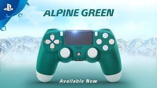 DUALSHOCK 4 Wireless Controller - Alpine Green | PS4