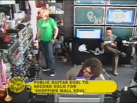 Regurgitator - Band In A Bubble (Guitar Duel 2004)
