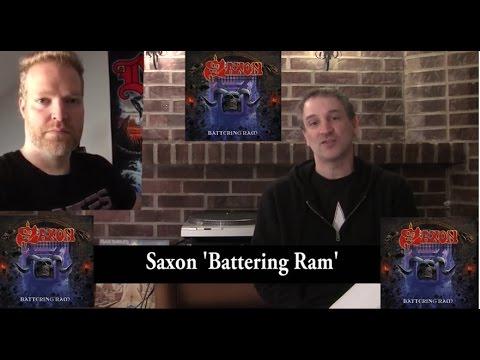 Saxon Battering Ram Album Review -9/10 -The Metal Voice