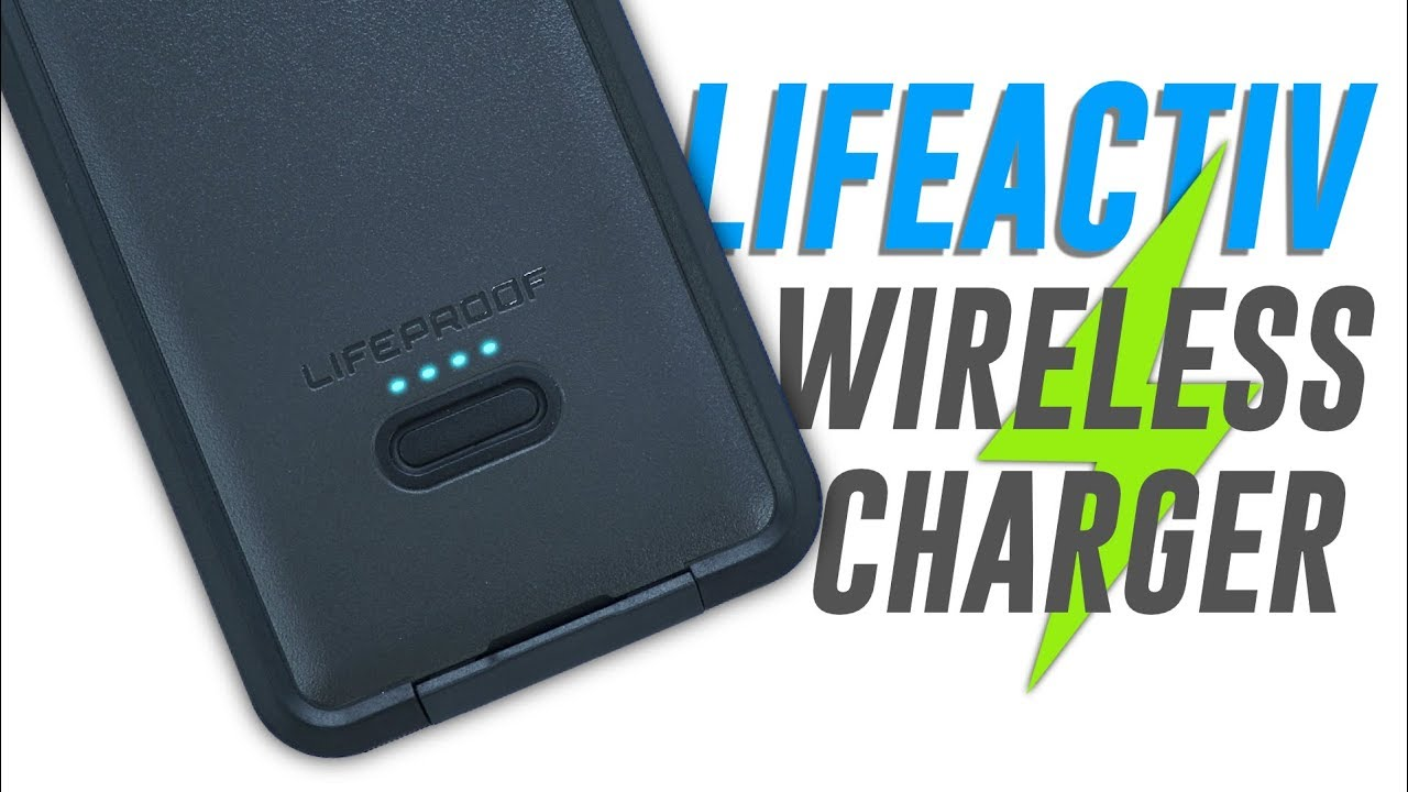 best service 28583 78ecd LifeProof LifeActiv Power Pack 10 Wireless Qi Charger | Review
