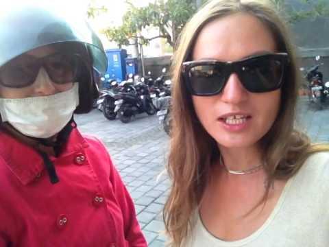 Bali vlog! В чем ходят на ДР на Бали )