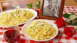 Frank Sinatra Fettucine Alfredo | Delish