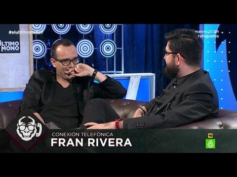 """Fran Rivera: """"Salí de la entrevista de Risto Mejide diciendo 'este tío no vale nada'""""-El Último Mono"""