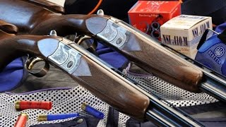 Beretta 686 Silver Pigeon 1 28 and  .410 over and under shotgun