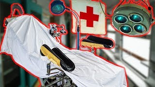 Surgery In A Train?! Medical Train Exploration - Urbex Lost Places Abandoned Germany