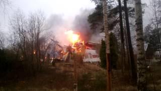 Radhusbrand i Lextorp