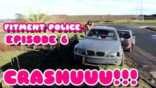 Fitment Police Ep 6 - CRASH into the pond?!? Driftland x Low Origin