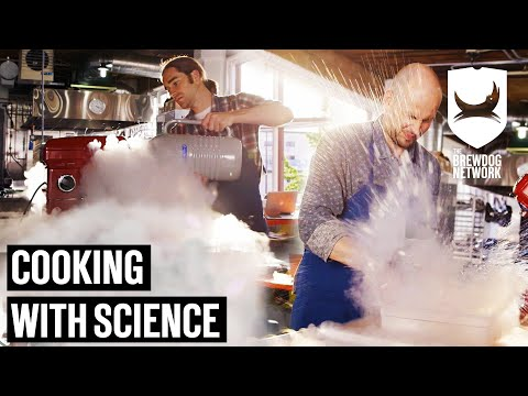 Combining Science & Food - Crafting The Perfect Fish & Chips? | Brew Dogs