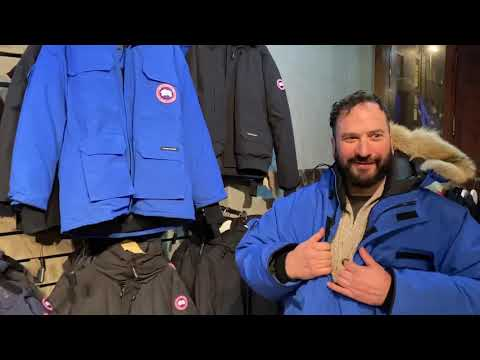How To Spot An Authentic Canada Goose Parka.