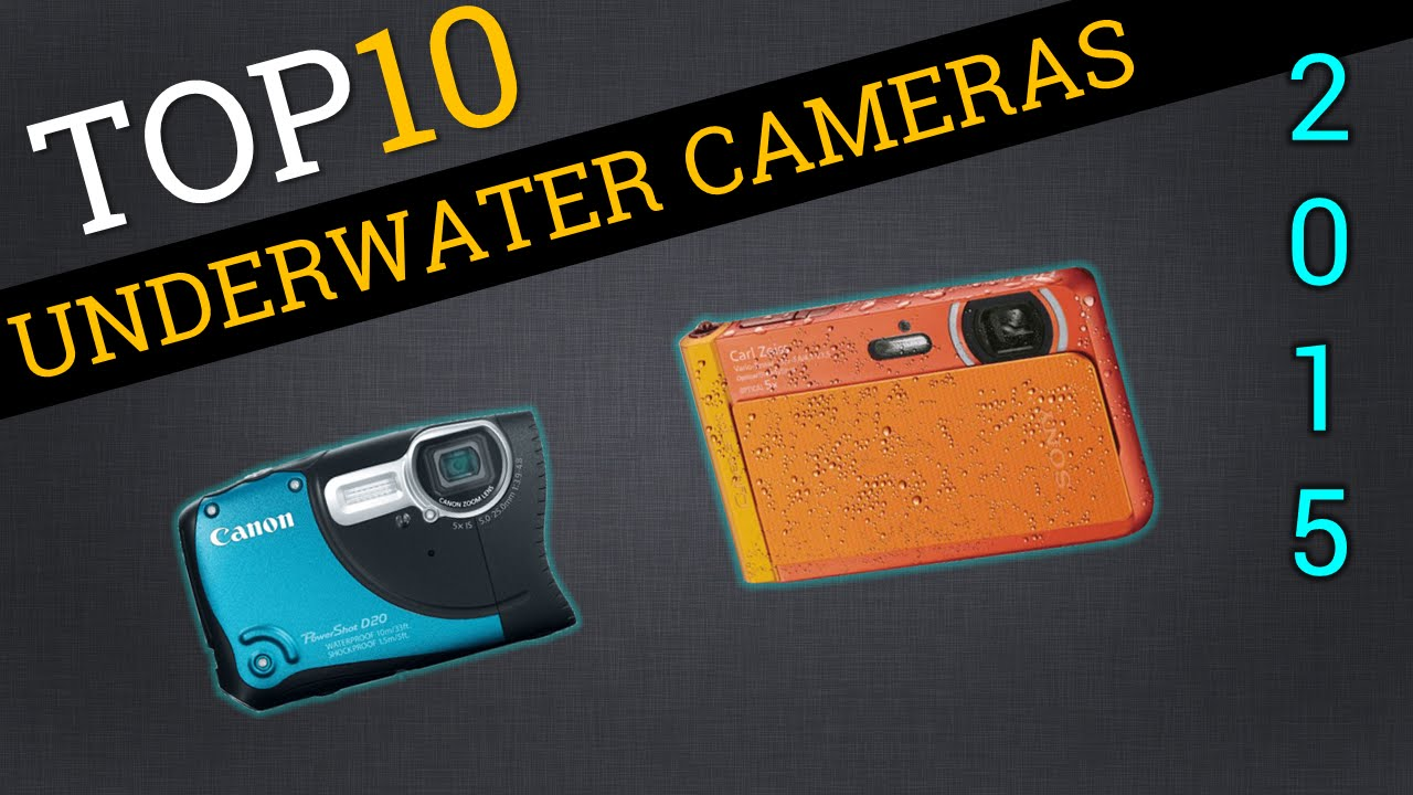 Top 10 Waterproof Cameras 2015 | Best Underwater Camera Review ...