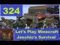 Lets Play Minecraft - Jeschios Survival #324 - Livestream von Twitch
