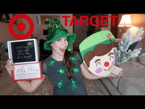 Oh What Fun! Christmas Decor Target Dollar Spot Haul!