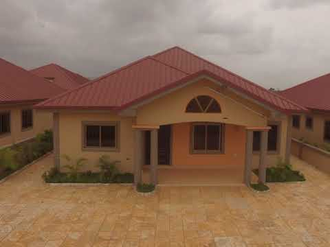 3 BEDROOM ESTATE HOUSES FOR SALE AT OYARIFA,ACCRA-GHANA.CALL US ON 020 8509972 IF INTERESTED.