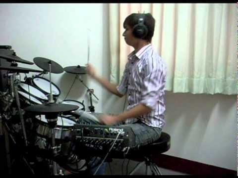莫文蔚-真的嗎 Drum Cover By 志堅葛格 Roland TD-12KX {愛米音樂教室 陳志堅}