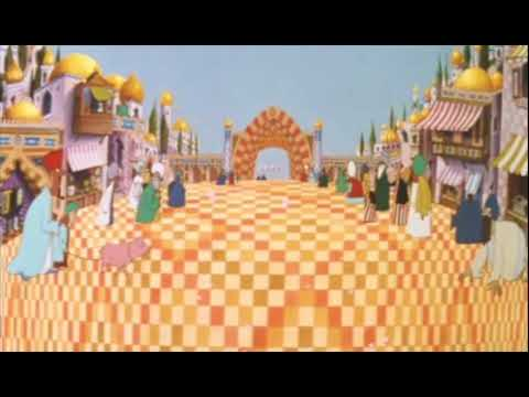 The Thief and the Cobbler Zigzag entrance song