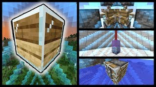 How to Make Cursed Blocks in Survival! | Minecraft