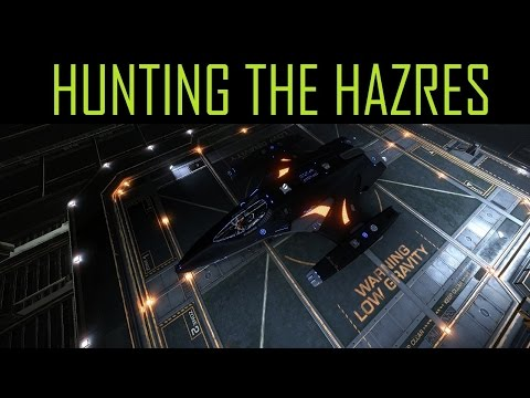 Elite: Dangerous - Hunting the HazRes. Imperial Courier edition (Unedited)