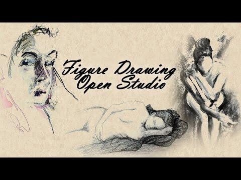 Ragdoll Studio Figure Drawing Open Studio