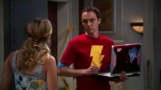 Sheldon / Penny - computer voice generator