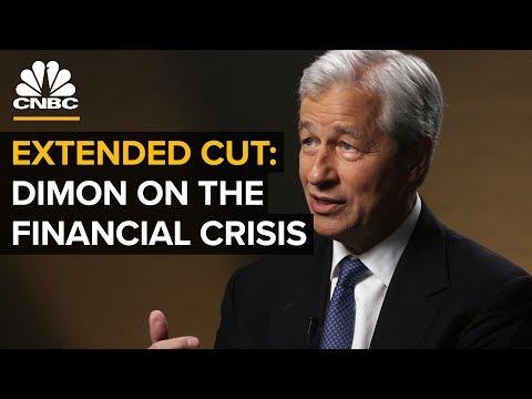Jamie Dimon On The 2008 Crisis