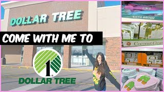 come with me to dollar tree new deals new items