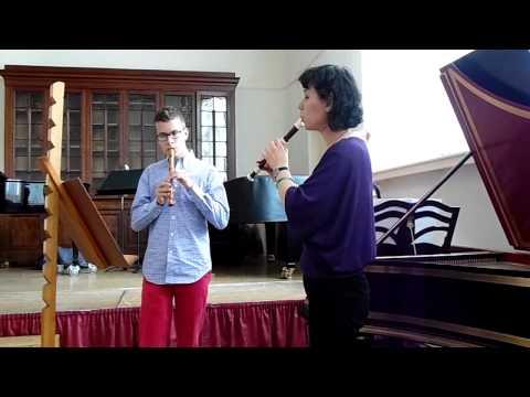 Marin Marais - Pièces en trio - Suite III (Re majeur)