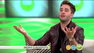 Király Viktor megszakította az amerikai fellépéseket Magyarország miatt! - fem3.hu/fem3cafe